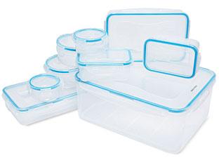 Набор контейнеров SAGITTA, 18шт Dosh i Home 600115Хранение продуктов<br><br>