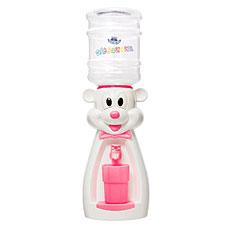 Детский кулер Акваняня Мышка белая с розовымгигиена и кормление<br><br>