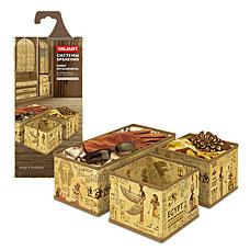 Набор органайзеров, 3 шт., без крышки, 28x14x11 см, 14x14x11 см, EGYPT Valiant EG-S3Товары для гардероба<br><br>