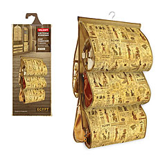 Кофр подвесной для хранения сумок, с вешалкой, 5 карманов, 42x72 см, EGYPT Valiant EG-P5Товары для гардероба<br><br>