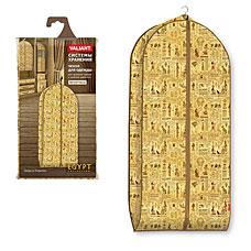 Чехол для одежды объемный, большой, 60x137x10 см, EGYPT Valiant EG-CV-137Товары для гардероба<br><br>