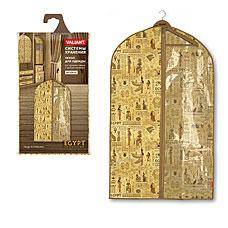 Чехол для одежды с прозрачной вставкой, малый, 60x100 см, EGYPT Valiant EG-CW-100Товары для гардероба<br><br>