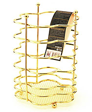Подставка для кухонных инструментов Gold Fissman 8932Кухонные аксессуары<br><br>