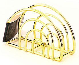 Подставка для салфеток Gold Fissman 8944Кухонные аксессуары<br><br>