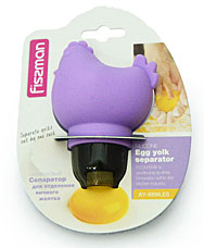 Сепаратор для отделения яичного желтка Курица Fissman 8896Кухонные аксессуары<br><br>