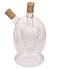 Бутылочка 45 / 420 мл для масла и уксуса 2-в-1 Fissman 9440Кухонные аксессуары<br><br>