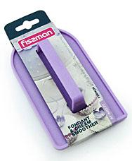 Утюжок для разглаживания мастики и крема на выпечке 14 х 8 см Fissman 8452Выпечка<br><br>