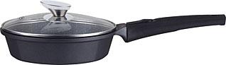 Сковорода Winner WR-8125 24см со съемной ручкойСковороды антипригарные<br><br>