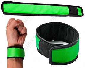 Слэп-Лента со светодиодной подсветкой зеленая Bradex TD 0444Полезные вещи для дома<br><br>