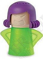 Очиститель микроволновой печи ГРОЗНАЯ МАМА, фиолетовый Bradex TK 0228TV товары для кухни<br><br>