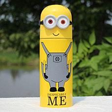 Термос My Bottle Миньон серый 11176Термосы<br><br>