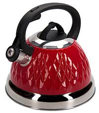 Чайник со свистком Regent inox 94-1503 2,3лЧайники<br><br>