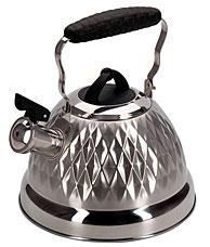 Чайник со свистком Regent inox 94-1504 2,4лЧайники<br><br>