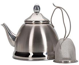 Чайник заварочный Regent inox 94-1505 0,8лЗаварочные чайники<br><br>