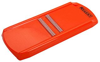 Терка для моркови по корейски Regent inox 93-AC-GR-65Измельчители кухонные<br><br>