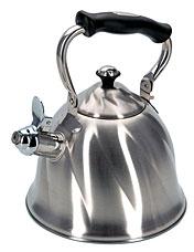 Чайник со свистком Regent inox 93-TEA-29 2,6лЧайники<br><br>