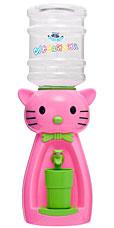Детский кулер Акваняня Кошка розовая с салатовым арт. к-рсгигиена и кормление<br><br>