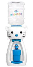 Детский кулер Акваняня Кошка белая с голубым арт. к-бггигиена и кормление<br><br>