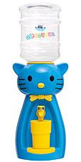 Детский кулер Акваняня Кошка голубая с желтым арт. к-гжгигиена и кормление<br><br>