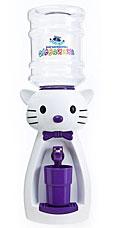Детский кулер Акваняня Кошка белая с фиолетовым арт. к-бфгигиена и кормление<br><br>