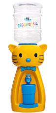 Детский кулер Акваняня Кошка желтая с голубым арт. к-жггигиена и кормление<br><br>