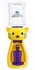 Детский кулер Акваняня Кошка желтая с фиолетовым арт. к-жфгигиена и кормление<br><br>