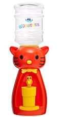 Детский кулер Акваняня Кошка оранжевая с желтым арт. к-ожгигиена и кормление<br><br>