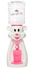 Детский кулер Акваняня Мышка белая с розовым арт. м-бргигиена и кормление<br><br>