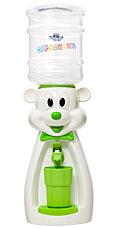 Детский кулер Акваняня Мышка белая с салатовым арт. м-бсгигиена и кормление<br><br>