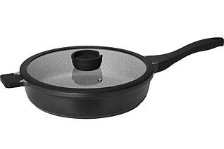 Глубокая сковорода с антипригарным покрытием, 28 см Nadoba 728115наплитная посуда и аксессуары<br><br>
