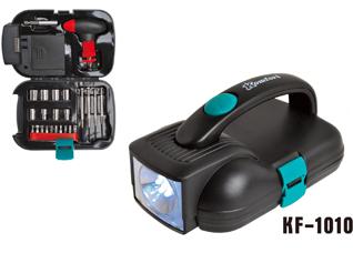 Набор из 24 инструметов Komfort KF-1010, 24 предметаСтроительные инструменты<br><br>