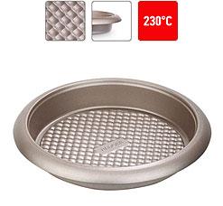 Форма для выпечки круглая, стальная, антипригарная, 27х4,5 см Nadoba 761011формы для выпечки<br><br>