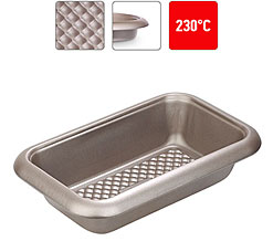 Форма для кекса, стальная, антипригарная, 28х17,5х6,5 см Nadoba 761012формы для выпечки<br><br>