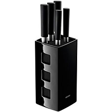 Набор из 5 кухонных ножей с универсальным керамическим блоком Nadoba 722920кухонные ножи и аксессуары<br><br>