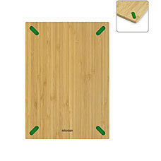 Разделочная доска из бамбука, 28 ? 20 см Nadoba 722012разделочные доски<br><br>