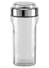 Ёмкость для сыпучих продуктов с мерным стаканом, 1,55 л Nadoba 741011ёмкости для хранения<br><br>