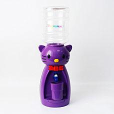 Детский кулер Родничок Кошка фиолетовая 111364гигиена и кормление<br><br>