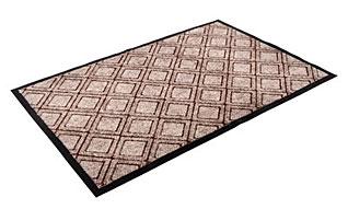 Коврик влаговпитывающий Hall 60x90см, светло-коричневый Vortex 24080Все для бани<br><br>