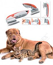 Расческа для гладкошерстных животных Bradex TD 0452Полезные вещи для дома<br><br>