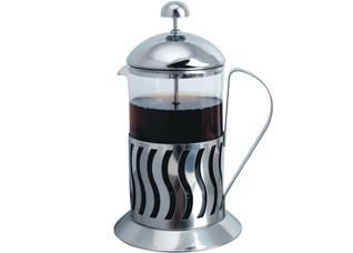 Френч-пресс для чая и кофе Queen Ruby 8474 600 мл.Заварочные чайники<br><br>