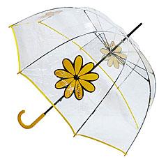 Зонт-трость женский Н.DUE.О (Н2О) H.425-2Зонты<br><br>
