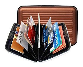Алюминиевый рифленый кошелек Aluma Wallet (Алюма Валет) 111466Товары для дома<br><br>