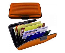 Алюминиевый рифленый кошелек Aluma Wallet (Алюма Валет) 111467Товары для дома<br><br>