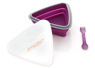 Складные силиконовые контейнеры Frank Moller FM-4057Хранение продуктов<br><br>