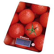 Весы кухонные Sakura SA-6075T 8кгВесы кухонные<br><br>