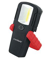 Универсальный LED фонарь Endever Elight F-203 red &amp; blackСветильники<br><br>