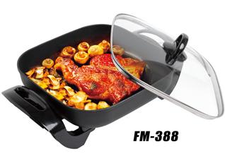 Электрическая сковорода Frank Moller FM-388Электросковороды<br><br>