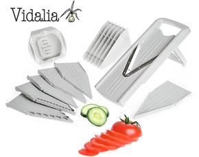 """Тёрка многофункциональная со съёмными ножами и подставкой """"Vidalia Slice Wizard""""TV товары для кухни<br><br>"""