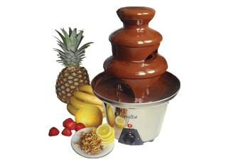 Шоколадный фонтан Smile CHF 1260Полезные вещи для дома<br><br>