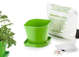 Набор для выращ-ия пряных растений Sense,Руккола, Tescoma 899074Организация и уборка кухни<br><br>